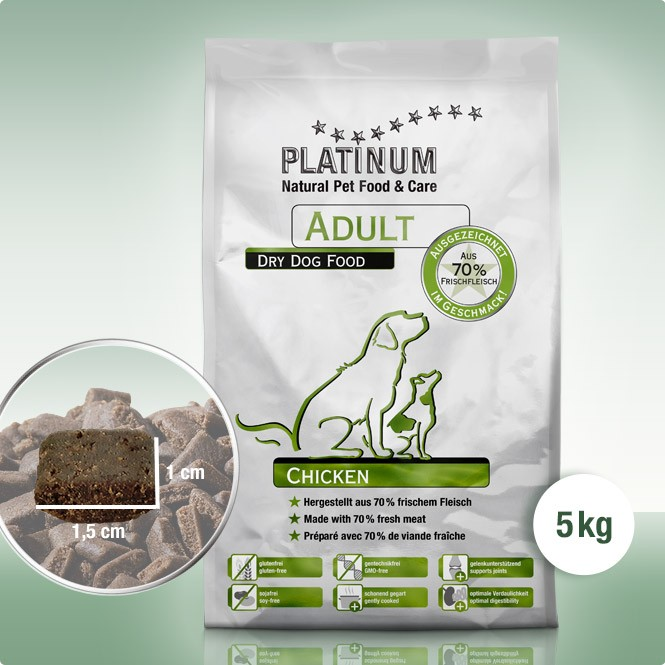 Platinum Adult Chicken 5.0 kg