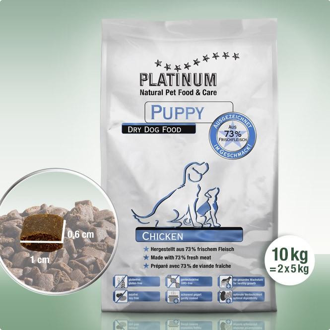 Platinum Puppy Chicken 10 kg