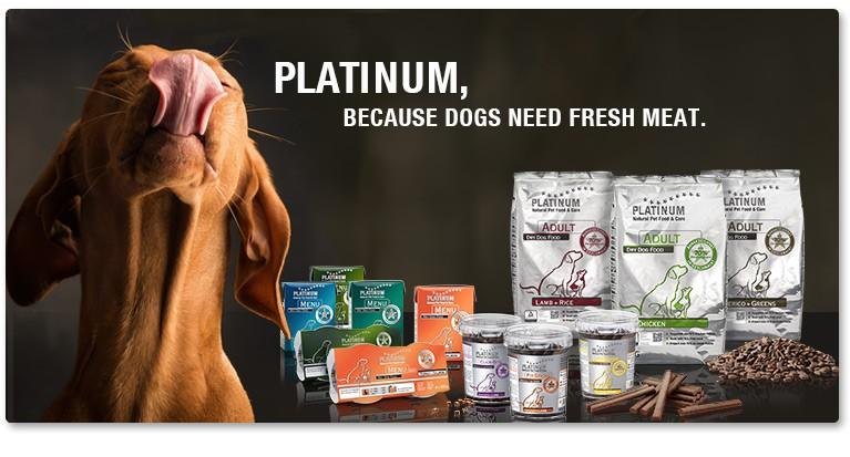 Питателна Суха Храна PLATINUM за Кучета от Всички Възрасти