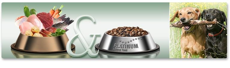 Кучешката храна Platinum & BARF