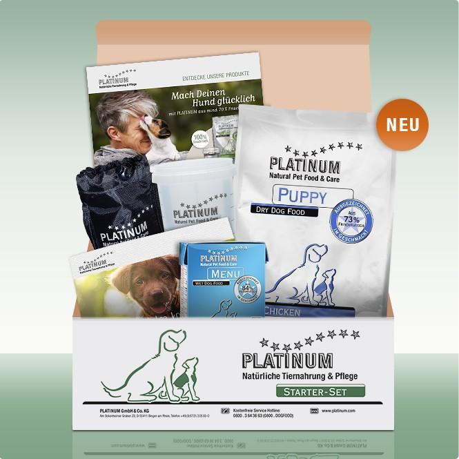 Platinum Стартов Пакет Puppy