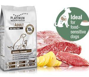 Adult Iberico and Greens Питателна Суха Храна за Кучета от Всички Породи и Възрасти